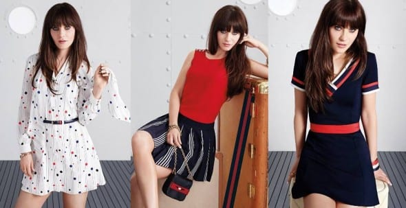 Zooey-Deschanel-for-Tommy-Hilfiger-dresses-collection-short-cut-dresses-inspired-by-the-60s-right-and-returns-a-cool-image-590x303