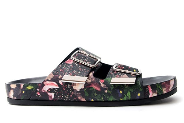 Givenchy taking Birkenstocks to a new level.