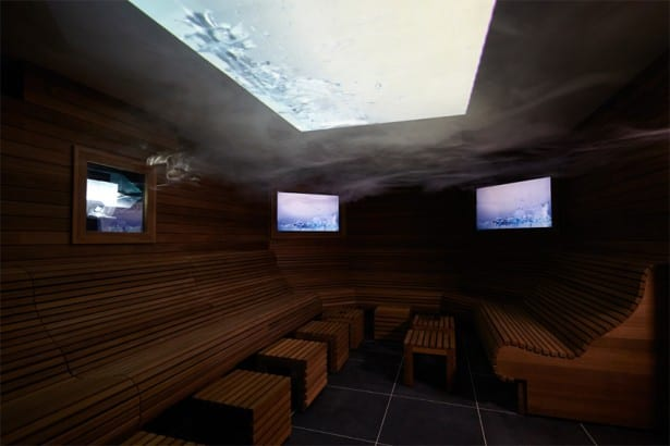 Sensory Experience room in the Sensory Spa