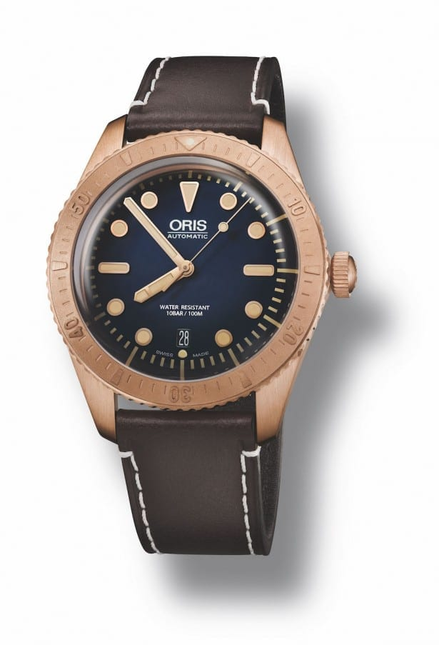 01 733 7720 3185-Set LS - Oris Carl Brashear Limited Edition