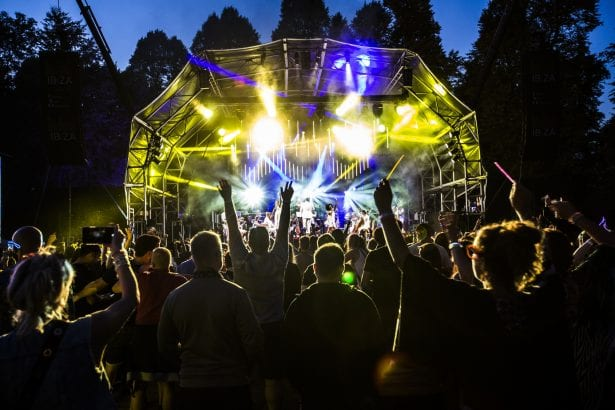 CLASSIC IBIZA TO BRING IT BACK TO HATFIELD HOUSE NEXT SUMMER