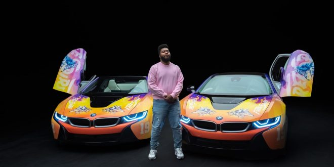 BMW i official partner of Coachella Valley Music and Arts Festival 2019