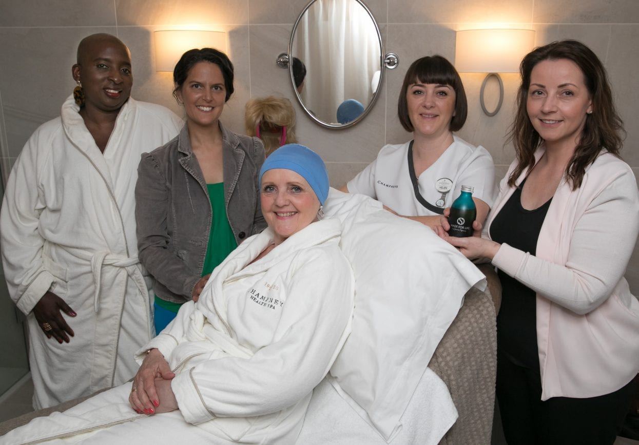 'Hair Loss Friendly Spa' campaign launches at Champneys