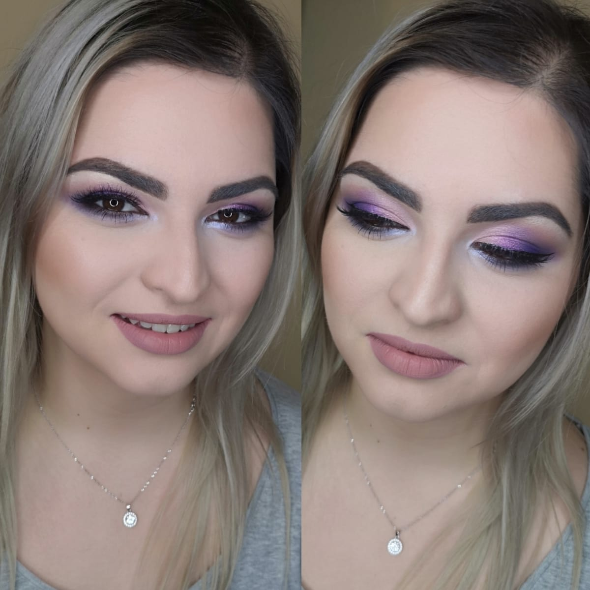 Our Makeup Artist of the day is Andreea Enea