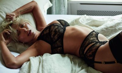 Agent Provocateur unveils the Icons collection : Agent Provocateur competition with Caroline Vreeland