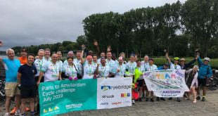 London Luton Airport raises £60,000 for Macmillan Cancer Support