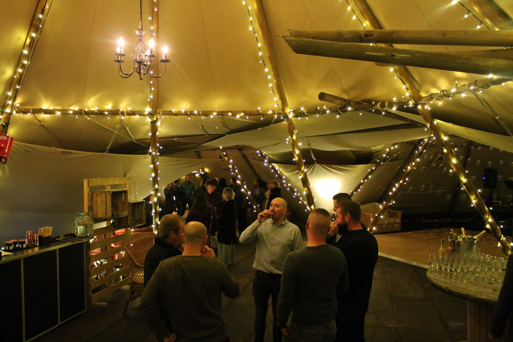 Christmas Party venue Scandinavia is back and bigger than ever