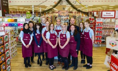 HOBBYCRAFT ANNOUNCES STORE OPENING IN LUTON