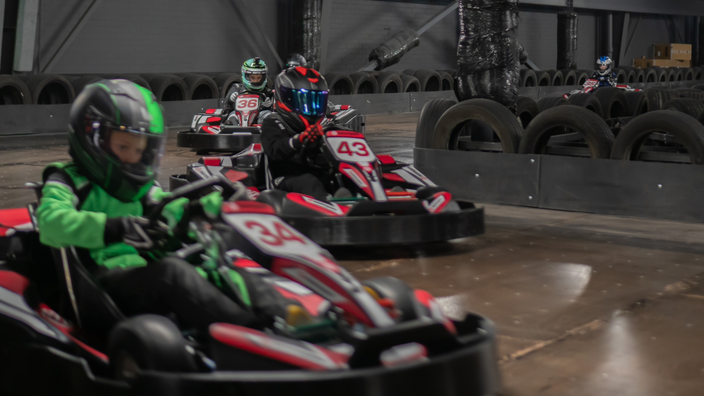 Watford gets set for indoor karting in Spring 2020