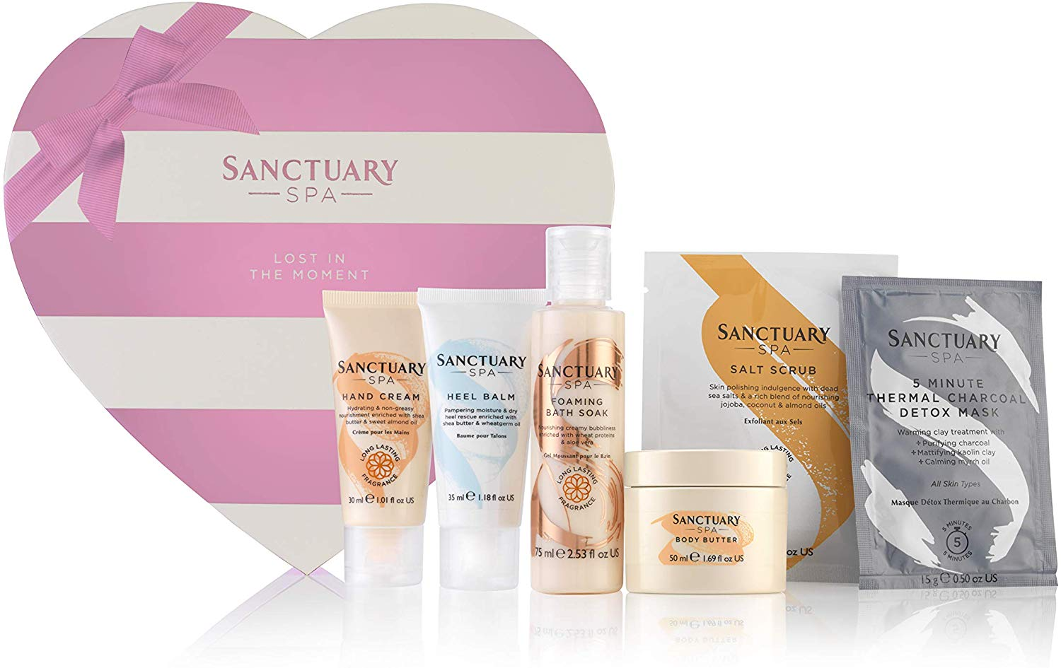 Sanctuary Spa Lost in the Moment Gift Box