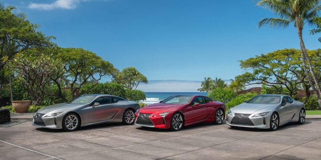 Lexus Reveals the 2020 LC Coupe: An Evolution of Luxury Motoring