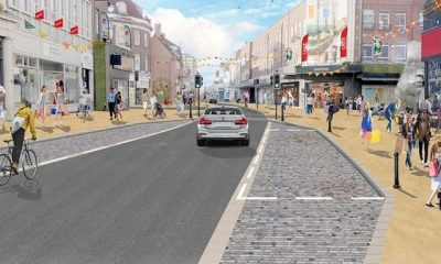 Bedford High Street changes