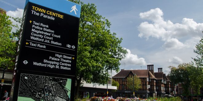 Watford Borough Council implement new coronavirus safety measures