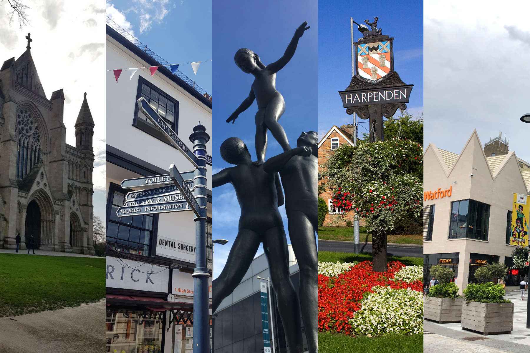 The guide to local rivalries between Hertfordshire towns