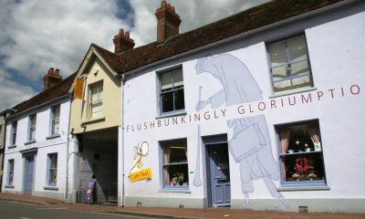 Roald Dahl Museum in Great Missenden re-opens with new VIP experience
