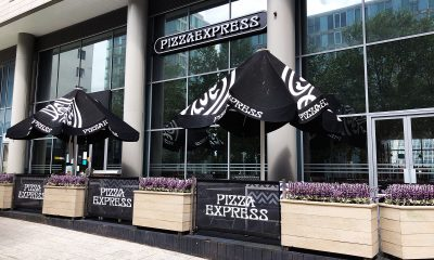 Pizza Express in The Hub Milton Keynes