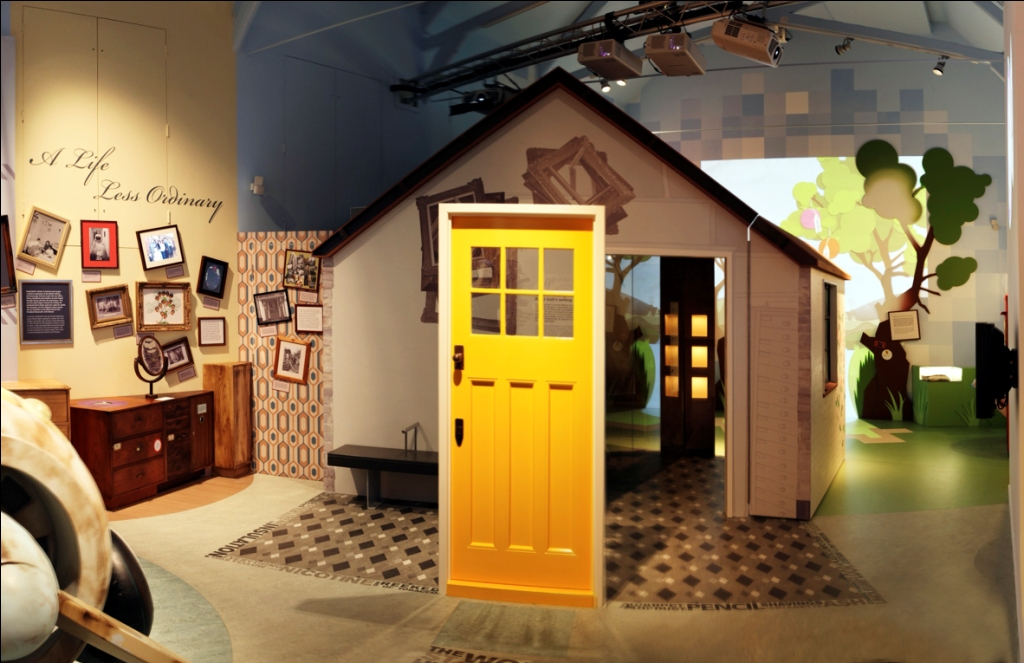 The Writing Hut in Solo Gallery