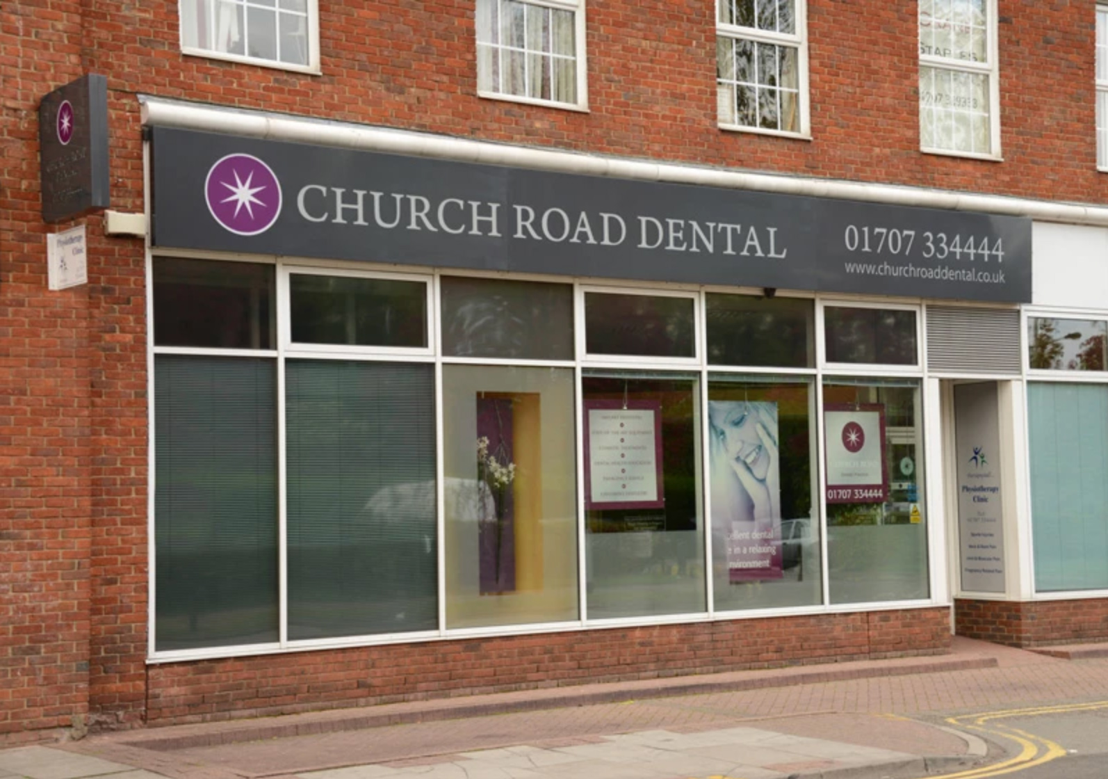 Smile confidently with a *free* teeth whitening makeover from Church Road Dental