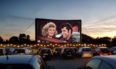 Milton Keynes Bowl opens for new drive-in cinema experience