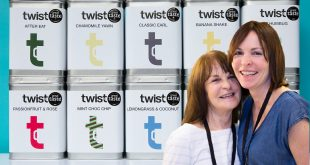 Harpenden mother & daughter duo are brewing success at Twist Teas