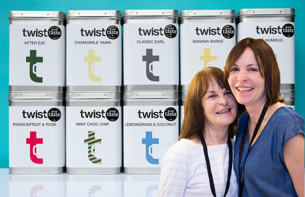 Bow down to royal-tea - Harpenden based Twist Teas