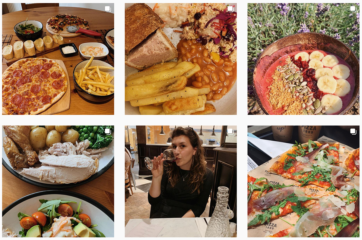 Beds, Bucks & Herts is home to some of the best eateries in the UK. It is also home to some of the best Food Bloggers like Bucksfoodie, a 22-year-old MA graduate from West Wycombe, Buckinghamshire eating her way through independents / small chains