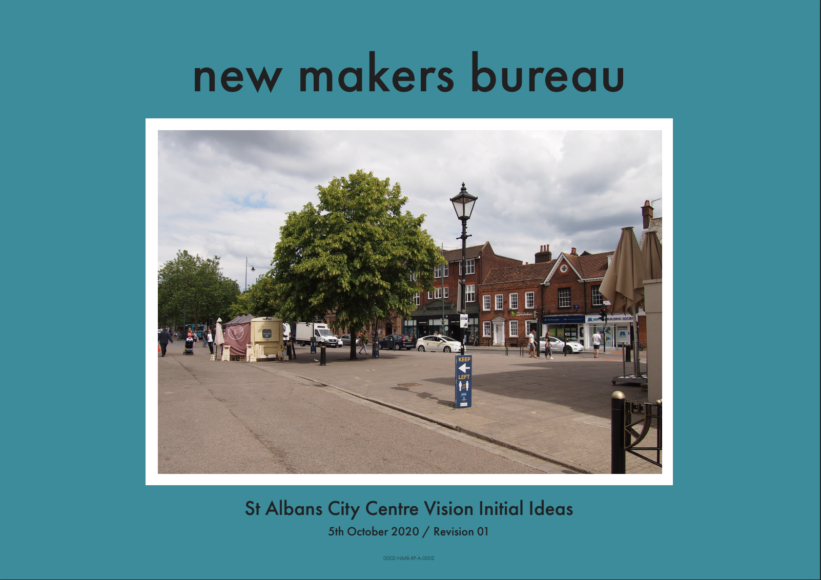 Shaping the future of St Albans City Centre