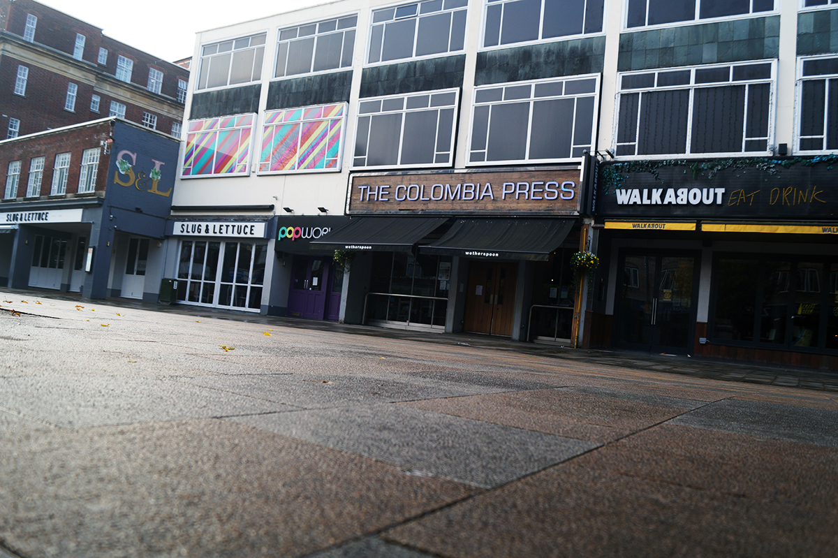 Watford Bars are going need the support of Watford BID to boost footfall post-covid