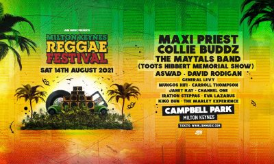 Milton Keynes Reggae Festival brings stars and sunshine to MK