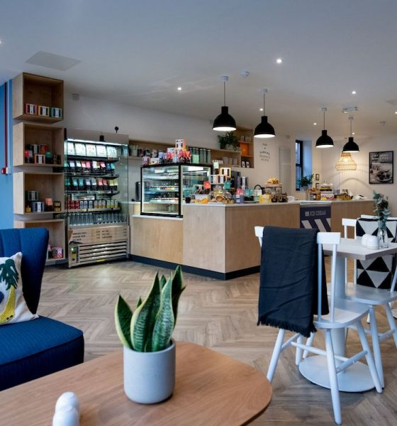 Love Brownies opens in new cafe and shop in St Albans