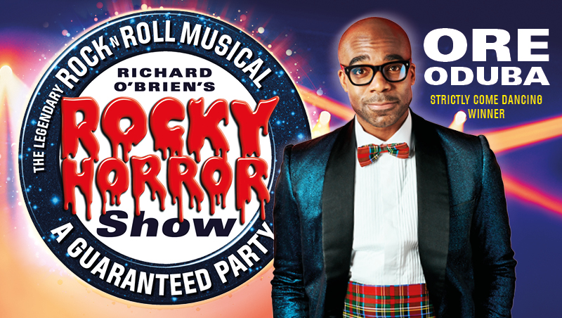 Milton Keynes Theatre welcomes The Rocky Horror Show