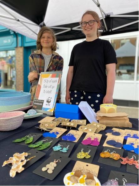 St Albans Young Traders Market