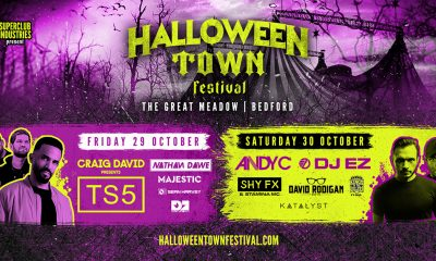 Treat yourself this October to Halloween Town Festival tickets